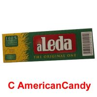 aleda Transparent Cigarette Paper