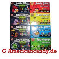 KNÜLLER 8 x Angry Birds Fruit Gummies Mix (792 g)