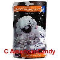 Astronaut Neapolitan Ice Cream