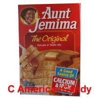 Aunt Jemima Pancake & Waffle Mix 453g