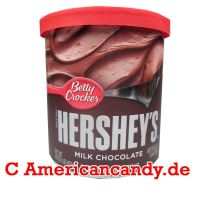 Betty Crocker Hershey's Milk Chocolate Premium Frosting 453g
