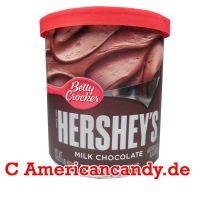 Betty Crocker Hershey's Milk Chocolate Premium Frosting 453g