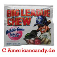 Big League Chew Bubble Gum Outta' Here Original