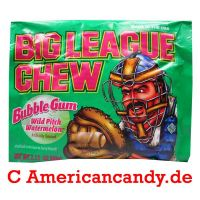 Big League Chew Bubble Gum Wild Pitch Watermelon