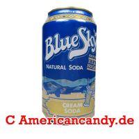 Blue Sky Cream Soda