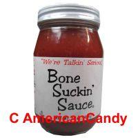 Bone Suckin' Barbecue Sauce 454g