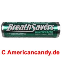 Breathsavers Wintergreen