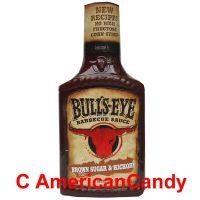 Bull's-Eye BBQ Sauce Brown Sugar & Hickory 510g