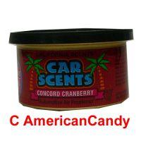 California Car Scents Lufterfrischer Concord Cranberry