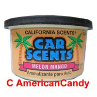 California Car Scents Lufterfrischer Melon Mango