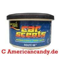 California Car Scents Lufterfrischer Route 66
