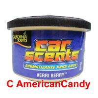 California Car Scents Lufterfrischer Verri Berry