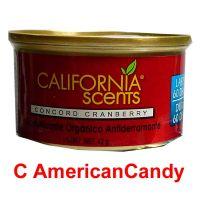 California Scents Lufterfrischer Concord Cranberry