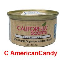 California Scents Lufterfrischer Fresh Linen