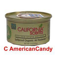 California Scents Lufterfrischer Golden State Delight