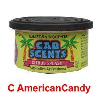 California Car Scents Lufterfrischer Citrus Splash