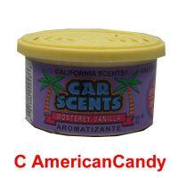 California Car Scents Lufterfrischer Monterey Vanilla