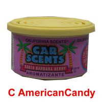 California Car Scents Lufterfrischer Santa Barbara Berry