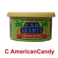 California Car Scents Lufterfrischer Malibu Melon