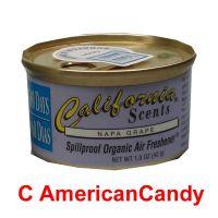 California Scents Lufterfrischer Napa Grape
