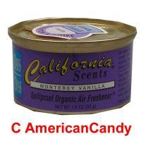 California Scents Lufterfrischer Monterey Vanilla
