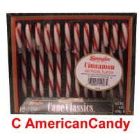 Spangler Candy Canes Cinnamon 170g