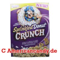 Cap'n Crunch's Sprinkled Donut Crunch 353g