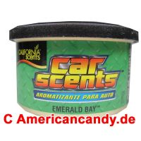 California Car Scents Lufterfrischer Esmerald Bay
