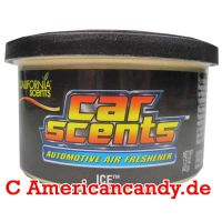 California Car Scents Lufterfrischer Ice