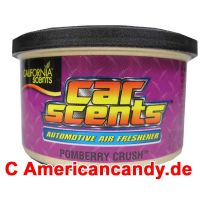 California Car Scents Lufterfrischer Pomberry Crush