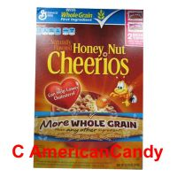 Honey Nut Cheerios Cereals 612g