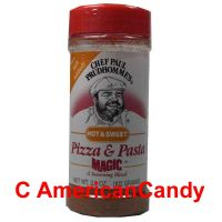 Chef Paul Prudhomme's Magic Pizza & Pasta Hot & Sweet