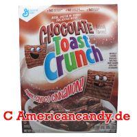 General Mills Chocolate Cinnamon Toast Crunch 360g