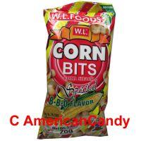 Corn Bits Snacks BBQ Flavor