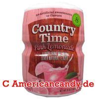 Country Time Barrel Pink Lemonade 538g