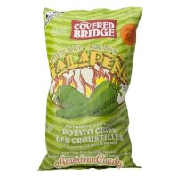 Covered Bridge Sweet & Spicy Jalapeno Chips