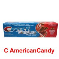 Zahnpasta CREST Complete Multi-Benefit Whitening + Cinnamon