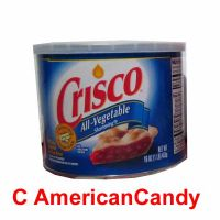 Smucker's Crisco All-Vegetable Shortening 453g