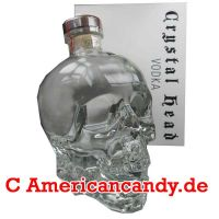 Crystal Head Vodka 40% alc.Vol.