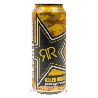 Rockstar Revolt Killer Ginger Energy Drink