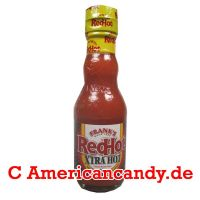 Frank's RedHot XTRA HOT Sauce 148ml