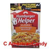 Betty Crocker Hamburger Helper Cheeseburger Macaroni