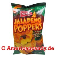 Herr's Jalapeno Poppers Cheese Curls