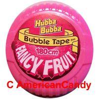 Hubba Bubba Bubble Tape Fancy Fruit