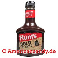 Hunt's Bold Barbecue Sauce 510g