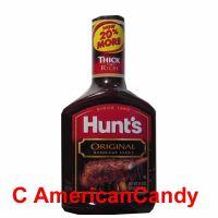 Hunt's Original Barbecue Sauce 510g