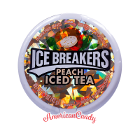 Ice Breakers Mints Peach Iced Tea