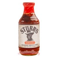 Stubb's Bar-B-Q Sauce Spicy 510g