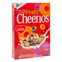 Fruity Cheerios Cereals 340g