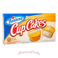 Hostess frosted Orange CupCakes 8er